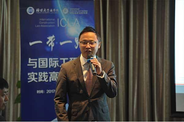 Dennis Wong – Partner of Clyde & Co, Hong Kong.