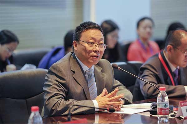 Professor Zhiyong Zhang – Associate Professor of Peking University Law School.